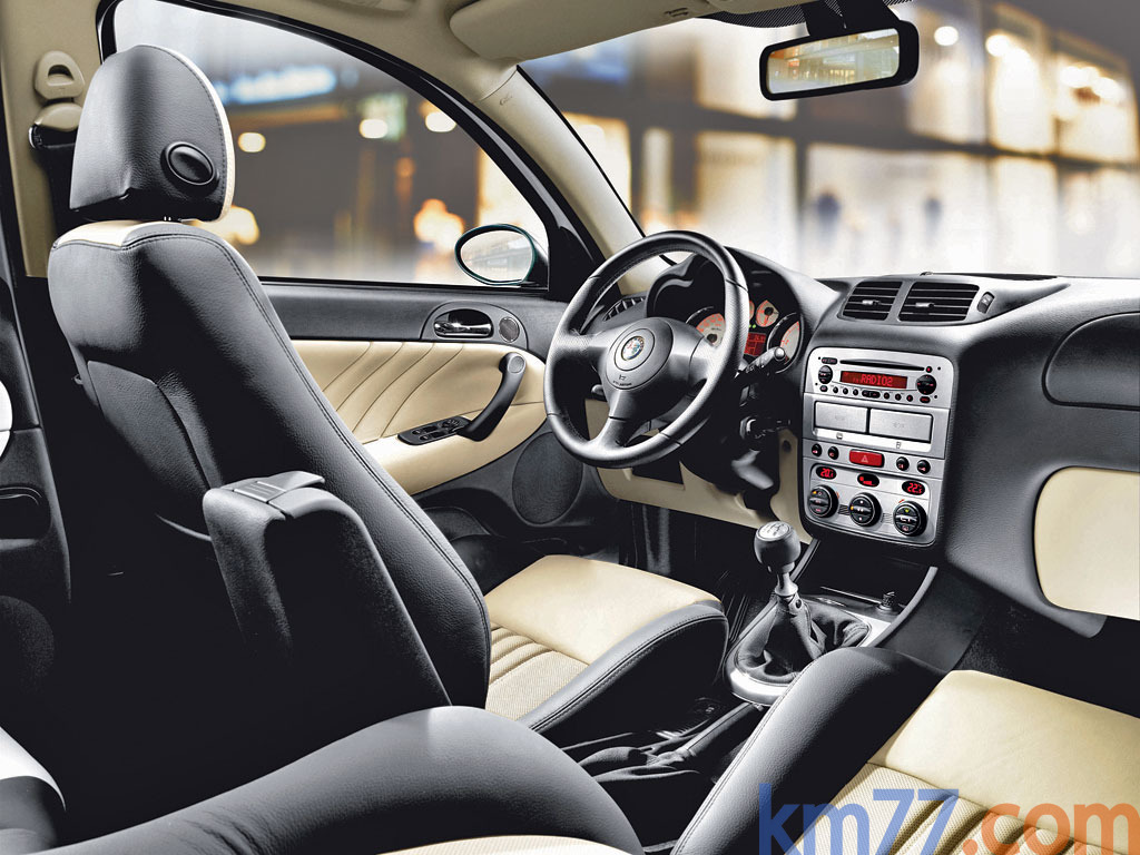 car picker alfa romeo 147 interior images