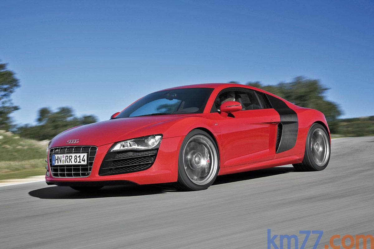 Fabi Blog Audi R8 5 2 Fsi Quattro