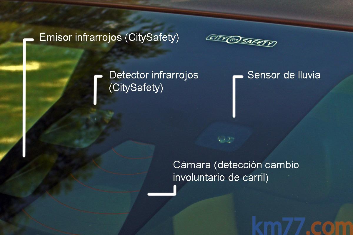 Volvo XC60 D5 AWD 205 CV Momentum Todo terreno Técnica Detalle 5 puertas