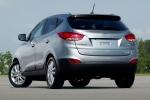 Hyundai iX35 Gama ix35 Gama ix35 (2010) Todo terreno Machine silver Exterior Posterior-Lateral 5 puertas