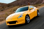 Nissan 370Z V6 3.7 328 CV (2009) Gama 370Z (2009) Coupé Ultimate Yellow Exterior Frontal-Lateral 3 puertas