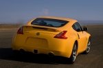 Nissan 370Z V6 3.7 328 CV (2009) Gama 370Z (2009) Coup&eacute; Ultimate Yellow Exterior Posterior 3 puertas