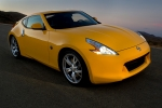 Nissan 370Z V6 3.7 328 CV (2009) Gama 370Z (2009) Coup&eacute; Ultimate Yellow Exterior Frontal-Lateral-Cenital 3 puertas