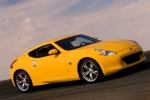Nissan 370Z V6 3.7 328 CV (2009) Gama 370Z (2009) Coup&eacute; Ultimate Yellow Exterior Lateral-Frontal 3 puertas