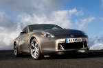 Nissan 370Z V6 3.7 328 CV (2009) Gama 370Z (2009) Coup&eacute; Titanium Grey Exterior Frontal 3 puertas