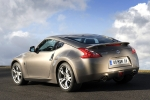 Nissan 370Z V6 3.7 328 CV (2009) Gama 370Z (2009) Coup&eacute; Titanium Grey Exterior Posterior-Lateral 3 puertas
