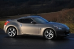 Nissan 370Z V6 3.7 328 CV (2009) Gama 370Z (2009) Coup&eacute; Titanium Grey Exterior Lateral-Cenital 3 puertas