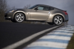 Nissan 370Z V6 3.7 328 CV (2009) Gama 370Z (2009) Coup&eacute; Titanium Grey Exterior Lateral 3 puertas