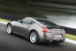 Nissan 370Z V6 3.7 328 CV (2009) Gama 370Z (2009) Coup&eacute; Titanium Grey Exterior Lateral-Posterior 3 puertas
