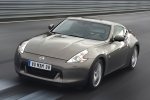 Nissan 370Z V6 3.7 328 CV (2009) Gama 370Z (2009) Coup&eacute; Titanium Grey Exterior Frontal-Lateral-Cenital 3 puertas