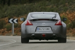 Nissan 370Z V6 3.7 328 CV (2009) Gama 370Z (2009) Coup&eacute; Blade Silver Exterior Posterior 3 puertas