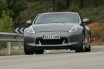 Nissan 370Z V6 3.7 328 CV (2009) Gama 370Z (2009) Coup&eacute; Blade Silver Exterior Frontal 3 puertas