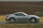Nissan 370Z V6 3.7 328 CV (2009) Gama 370Z (2009) Coup&eacute; Blade Silver Exterior Lateral 3 puertas