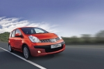 Nissan Note Gama Note Gama Note  Monovolumen Rojo Volcan Exterior Lateral-Frontal 5 puertas
