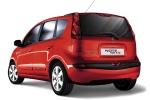 Nissan Note Gama Note Gama Note  Monovolumen Rojo Volcan Exterior Lateral-Posterior 5 puertas