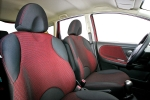Nissan Note Gama Note Gama Note  Monovolumen Rojo Volcan Interior Asientos 5 puertas