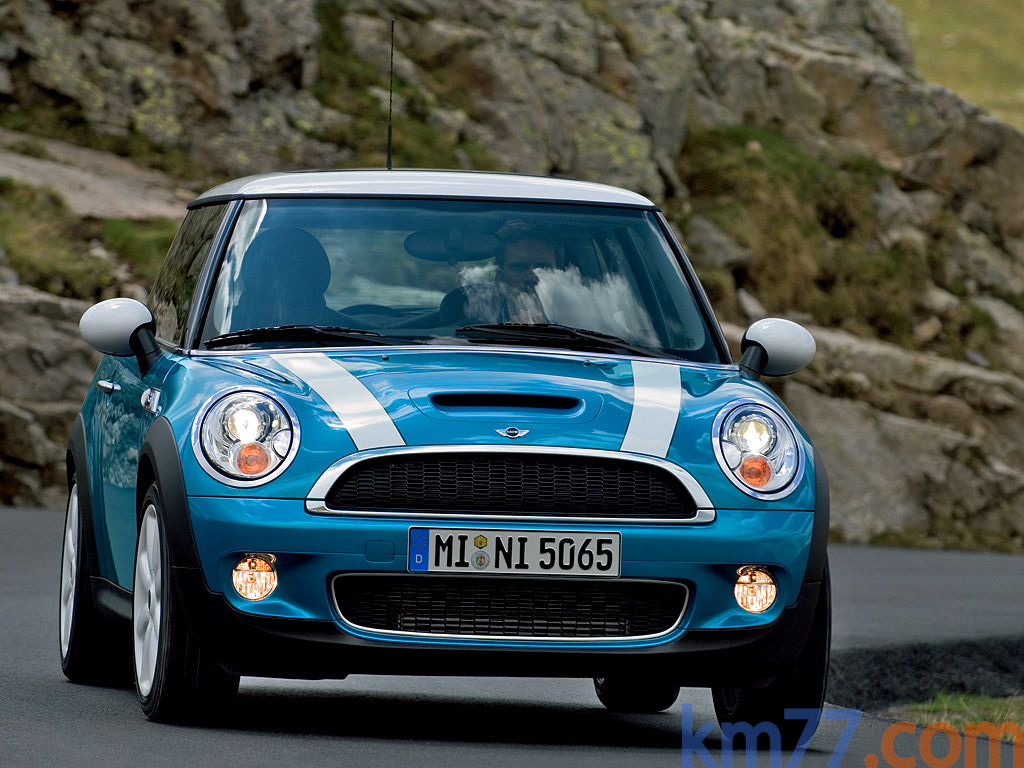 MINI MINI MINI Cooper S Gama MINI Cooper S Turismo Oxygen Blue Exterior Frontal 3 puertas