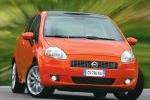 Fiat Grande Punto Gama Grande Punto Gama Grande Punto Turismo Naranja Goa Exterior Frontal 3 puertas