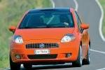 Fiat Grande Punto Gama Grande Punto Gama Grande Punto Turismo Naranja Goa Exterior Frontal-Lateral 3 puertas