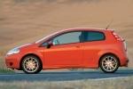 Fiat Grande Punto Gama Grande Punto Gama Grande Punto Turismo Naranja Goa Exterior Lateral 3 puertas