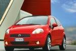 Fiat Grande Punto Gama Grande Punto Gama Grande Punto Turismo Rojo Exotica Exterior Frontal-Lateral 3 puertas