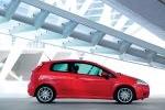 Fiat Grande Punto Gama Grande Punto Gama Grande Punto Turismo Rojo Exotica Exterior Lateral 3 puertas