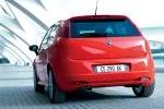 Fiat Grande Punto Gama Grande Punto Gama Grande Punto Turismo Rojo Exotica Exterior Posterior 3 puertas