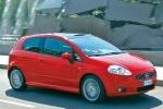 Fiat Grande Punto Gama Grande Punto Gama Grande Punto Turismo Rojo Exotica Exterior Lateral-Frontal 3 puertas
