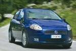 Fiat Grande Punto Gama Grande Punto Gama Grande Punto Turismo Exterior Lateral-Frontal 5 puertas
