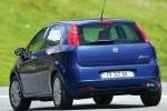 Fiat Grande Punto Gama Grande Punto Gama Grande Punto Turismo Exterior Lateral-Posterior 5 puertas