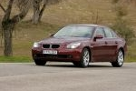 BMW Serie 5 535d Gama Serie 5 535d Turismo Exterior Frontal-Lateral 4 puertas