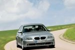 BMW Serie 5 535d Gama Serie 5 535d Turismo Exterior Lateral-Frontal 4 puertas