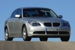 BMW Serie 5 530d Gama Serie 5 530d Turismo Exterior Lateral-Frontal 4 puertas