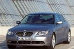 BMW Serie 5 525d Gama Serie 5 525d Turismo Exterior Frontal-Lateral 4 puertas