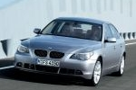 BMW Serie 5 530i Gama Serie 5 530i Turismo Exterior Frontal-Lateral 4 puertas
