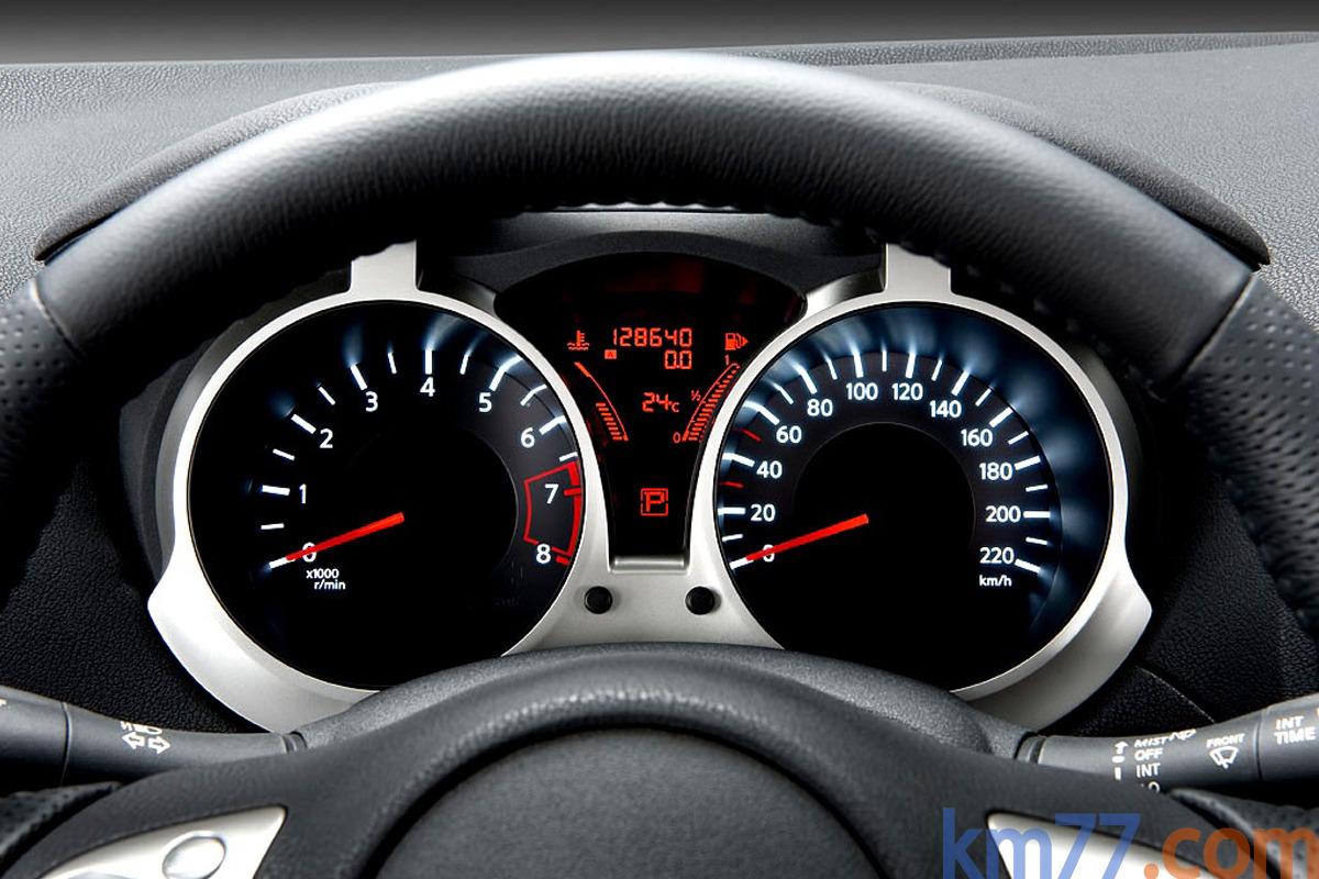 km77.com - Nissan Juke 1.6i TURBO 190 CV 4X4 Xtronic CVT Tekna Premium ...