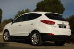Hyundai iX35 2.0 CRDi 4WD Gama ix35 (2010) Todo terreno Cassa white Exterior Lateral-Posterior 5 puertas