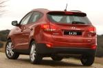 Hyundai iX35 2.0 CRDi 4WD Gama ix35 (2010) Todo terreno Infra red Exterior Lateral-Posterior 5 puertas