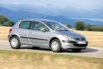 Peugeot 307 1.4 HDI 68 CV Gama 307 Turismo Exterior Lateral-Frontal 3 puertas