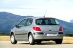 Peugeot 307 1.4 HDI 68 CV Gama 307 Turismo Exterior Lateral-Posterior 3 puertas