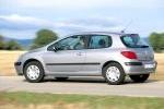 Peugeot 307 1.4 HDI 68 CV Gama 307 Turismo Exterior Lateral 3 puertas