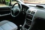 Peugeot 307 1.4 HDI 68 CV Gama 307 Turismo Interior Salpicadero 3 puertas