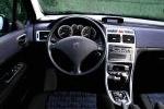 Peugeot 307 2.0 HDi 110 CV Gama 307 Turismo Interior Salpicadero