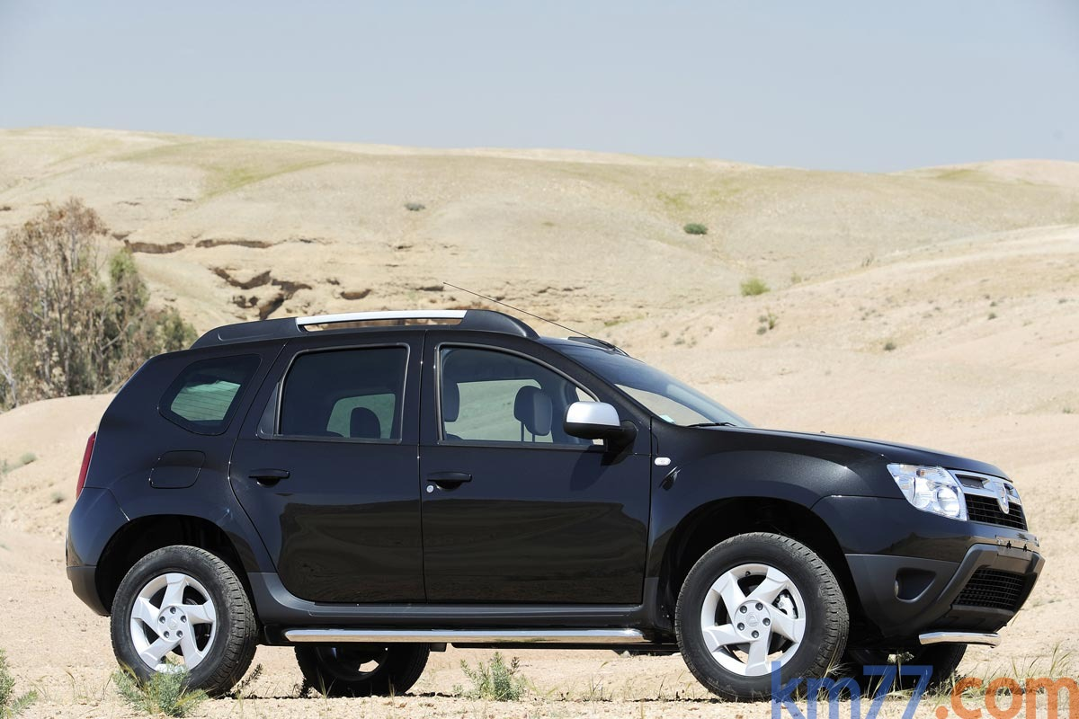 nova dacia duster autos post. Black Bedroom Furniture Sets. Home Design Ideas
