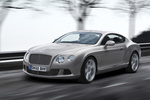 Bentley Continental GT W12 575 CV Gama Continental GT Coup&eacute; Exterior Frontal-Lateral 2 puertas