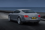 Bentley Continental GT W12 575 CV Gama Continental GT Coup&eacute; Exterior Lateral-Posterior 2 puertas