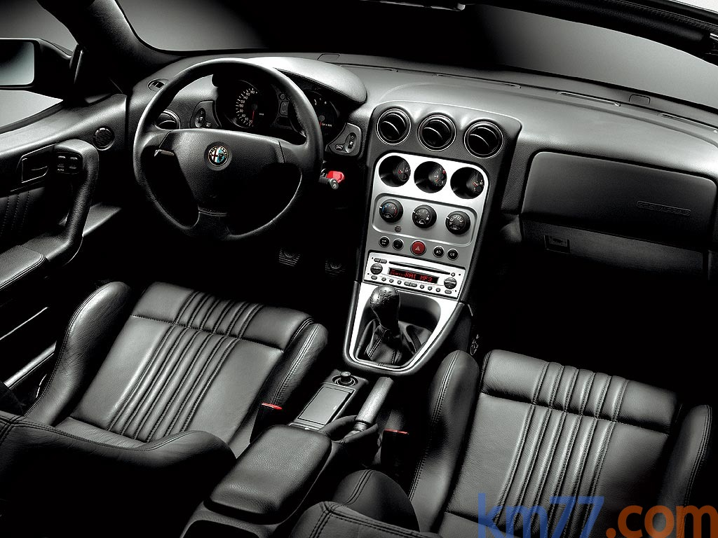 Alfa Romeo Gtv Interior - Viewing Gallery