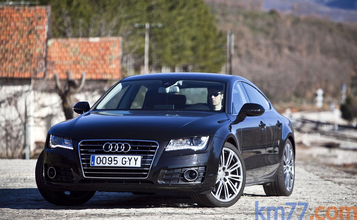 Audi A7 Ranking