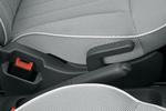 Fiat 500 1.3 16v Multijet 75 CV Lounge Turismo Interior Mandos regulación asientos 3 puertas