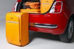 Fiat 500 1.3 16v Multijet 75 CV Lounge Turismo Interior Maletero 3 puertas